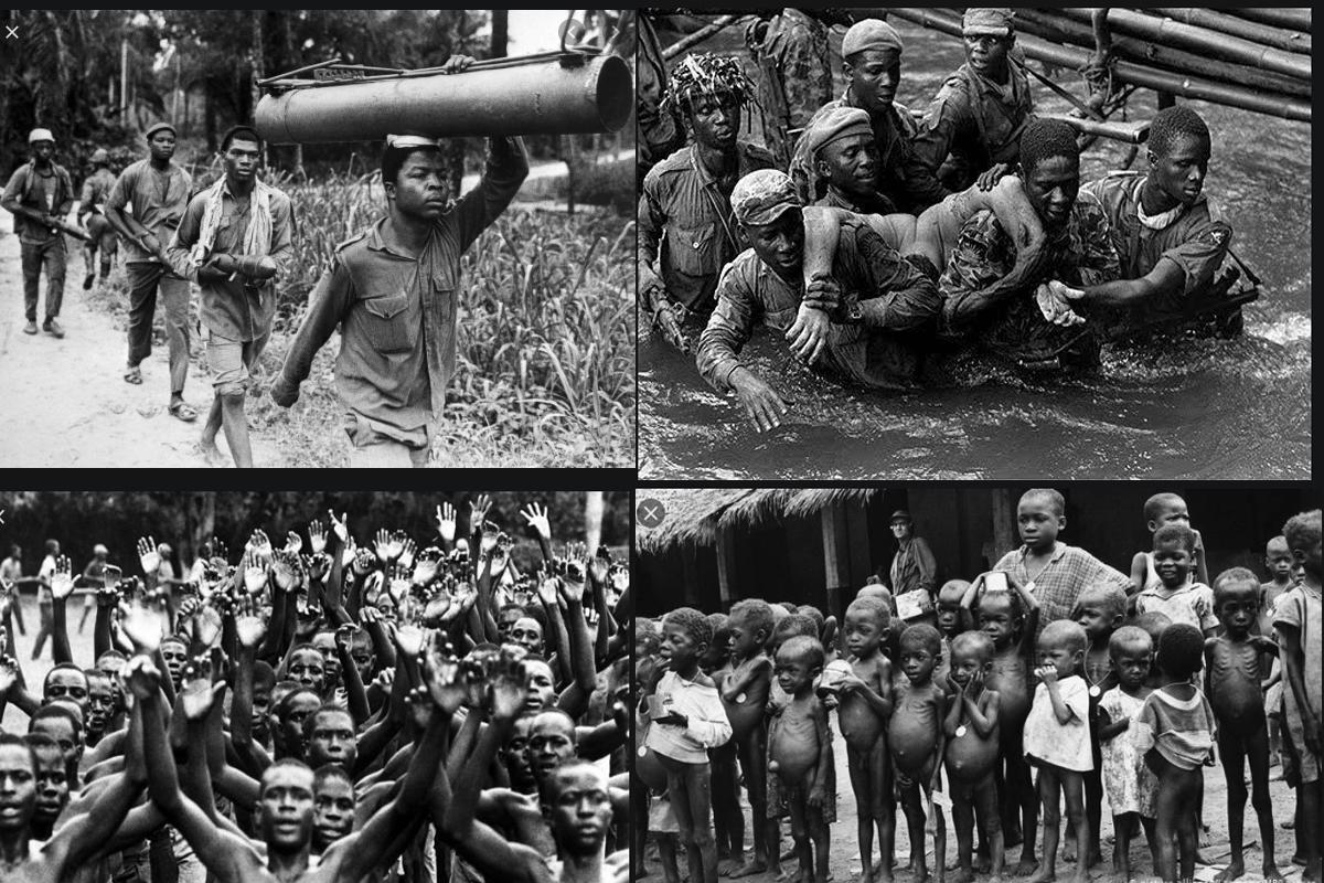 The Nigerian-Biafra-war